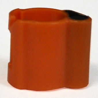 Secure Chip Ring for Benzing-Orange
